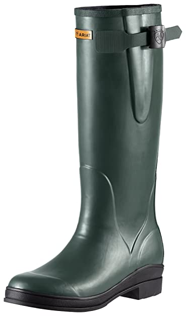 Ariat Mudbuster Tall Mens Boots Green green Size:12 (47)
