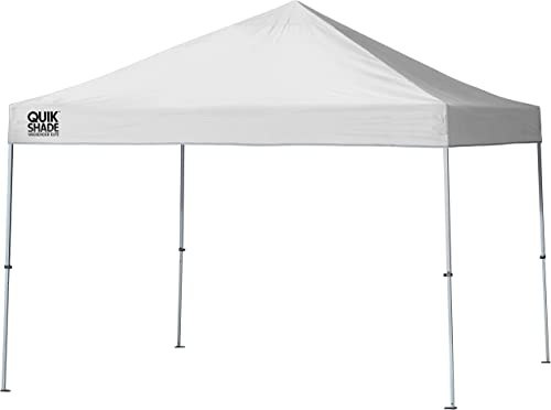 Quik Shade Weekender Elite 10 x 10 ft. Straight Leg Canopy