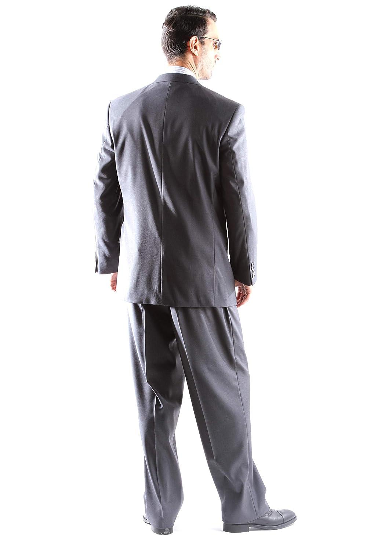 Mens Superior 150s Extra Fine 3 pcs Vested Dress Suit