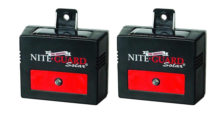 Nite Guard Solar NG-001 Predator Control Light, Single Pack (1, 2-Pack)