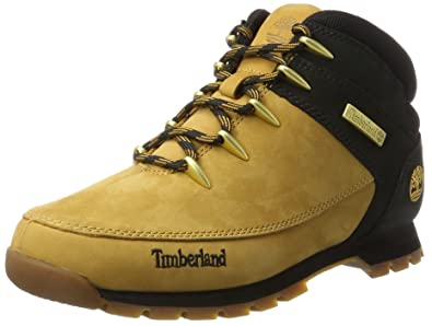 d2519e2b7f9 Mens Timberland Euro Sprint Wheat Hiking Leather Walking Ankle Boots