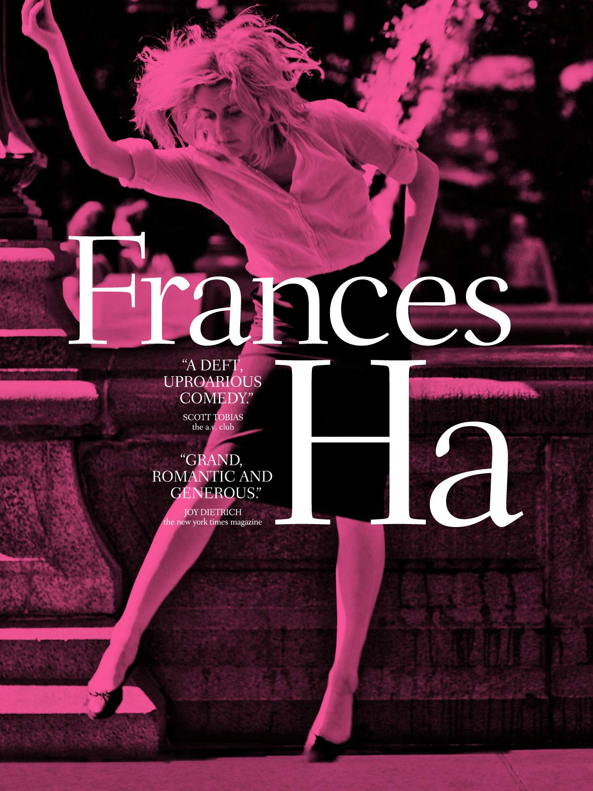 Frances Ha on Amazon Prime Video UK