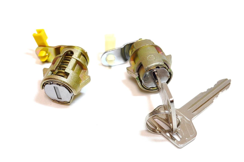 PT Auto Warehouse DLC-115 Door Lock Cylinders