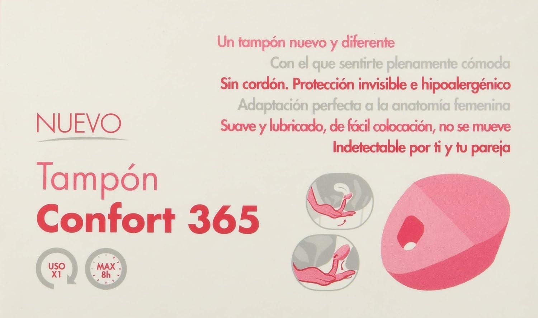 VALUE + TAMPON CONFORT 365 3 Uds.: Amazon.es: Salud y cuidado ...