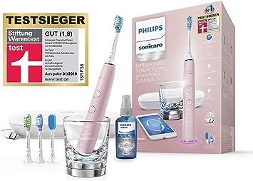 Philips Sonicare Bürstenköpfe Smart 3er Vielfaltspack HX9073//33 Black