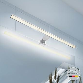 LED Spiegelleuchte I Badleuchte I Schminklicht I Badezimmer I  Badbeleuchtung I Neutral Weiß I 8