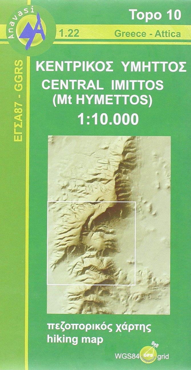 Read Online central imittos 1.22 1/10.000 pdf