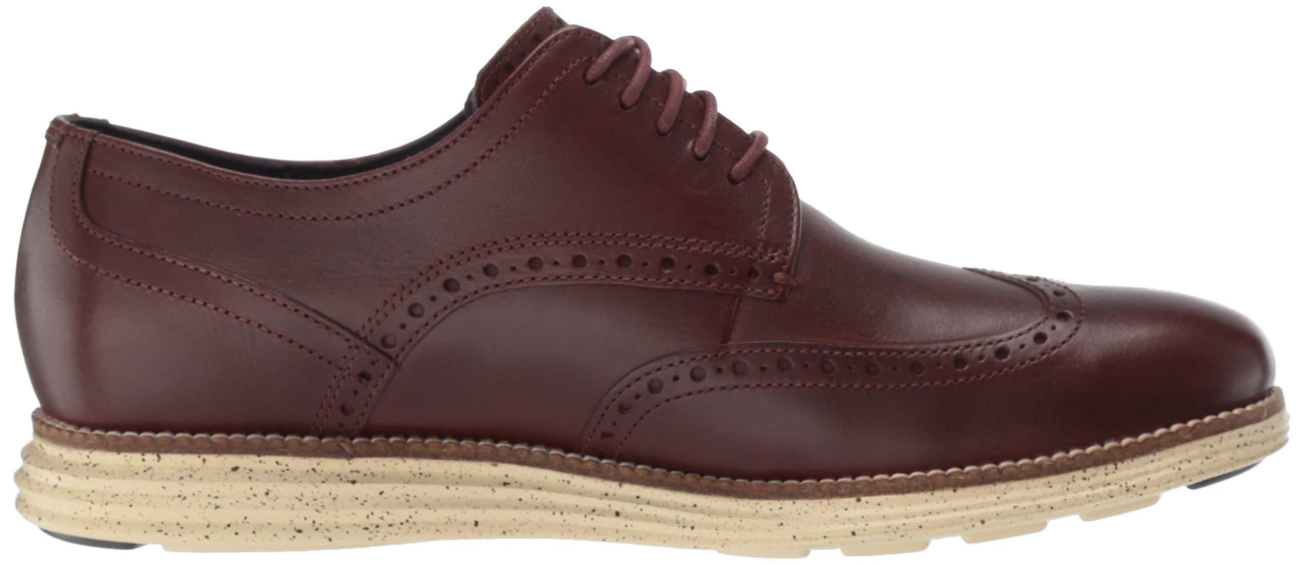 d91db9218ea Cole Haan Men s Original Grand Shortwing Oxford Shoe – Men s Oxford ...