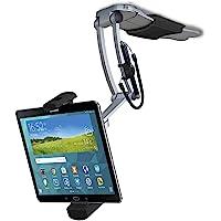 CTA Digital Pad-KMS Multi-Flex Soporte y Soporte para Tablet, Negro