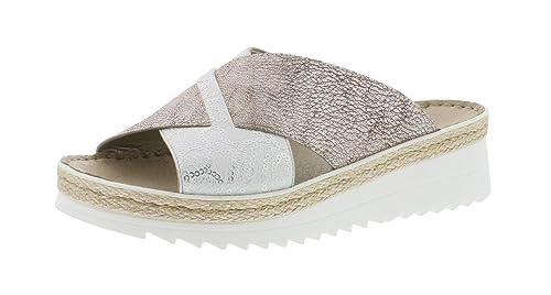 Della Rieker Da pantofole V3281 Mules Donna GiardinoSuola H9IED2