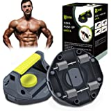 BONA 5 in 1 Push Up Ab Roller for Abs Workout - Push Up Bars Strength Training for Mens & Women, Push Up Handles for…