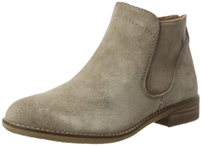 Taupe Be Amazon Chelsea Bottes Femme Beige EU 39 Natural 25422 xqwqgrnYp