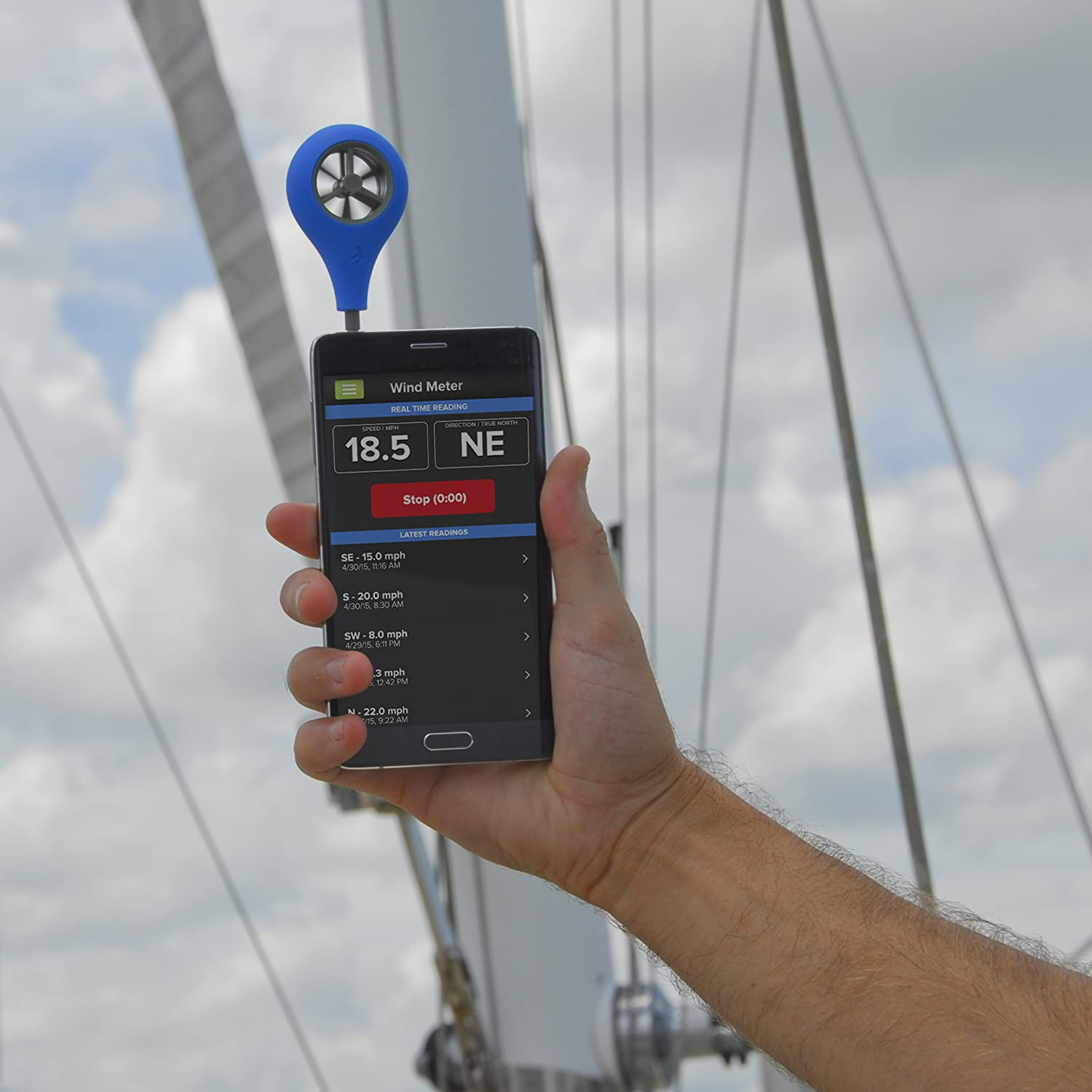 WeatherFlow Wind Meter review