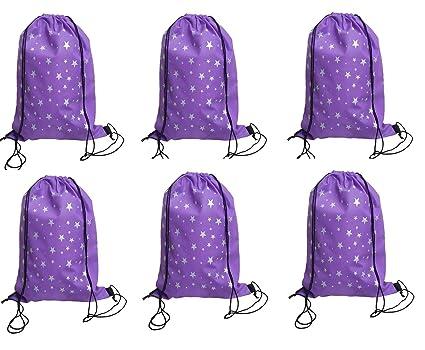 Demoda Printed Gift Bags Haversack For Kids Birthday Party Return