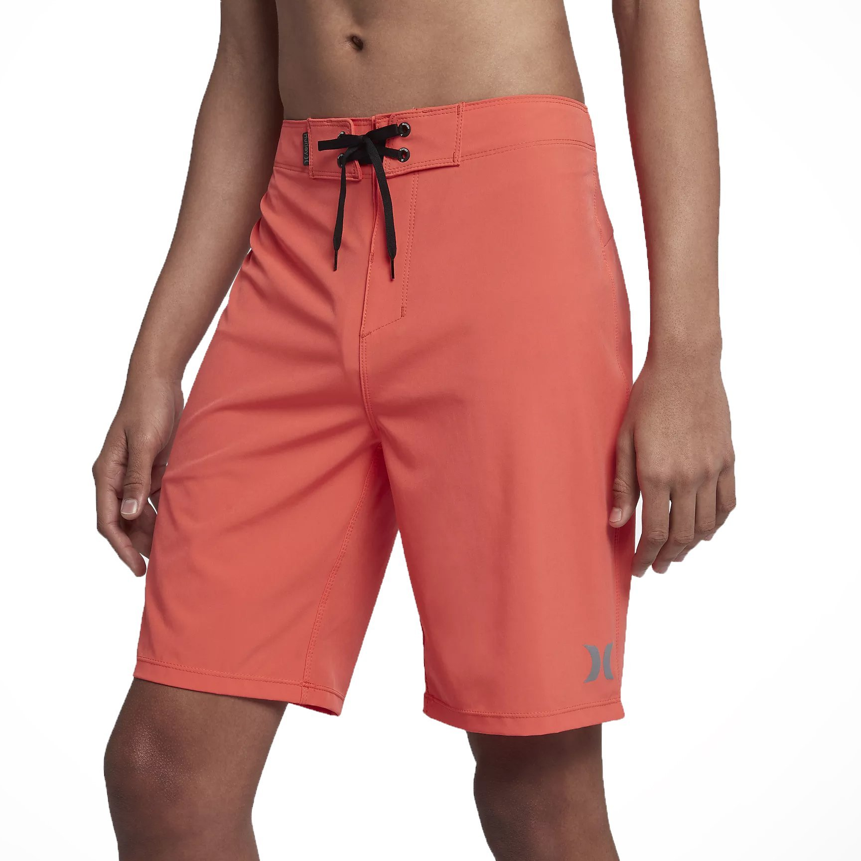 Hurley Men's Phantom One & Only 20'' Stretch Boardshorts Rush Coral 40 by Hurley