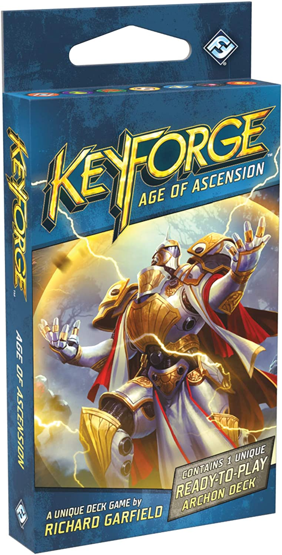 12 Age Of Ascension Keyforge Decks! Starter Kit Included