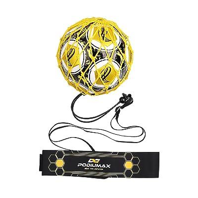 PodiuMax Hands-Free Soccer Kick/Throw Trainer