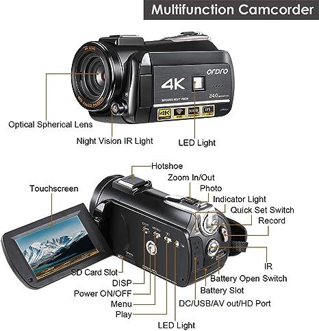 ORDRO -AC3- product image 11