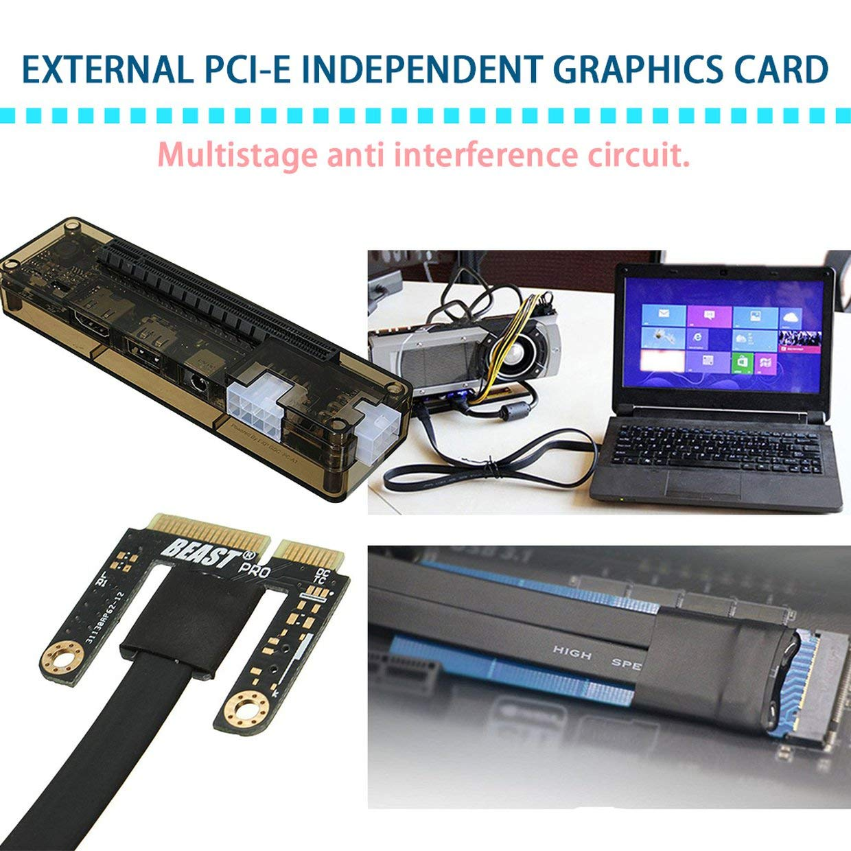 MXECO Professional V8.0 EXP GDC Beast Laptop Tarjeta de ...