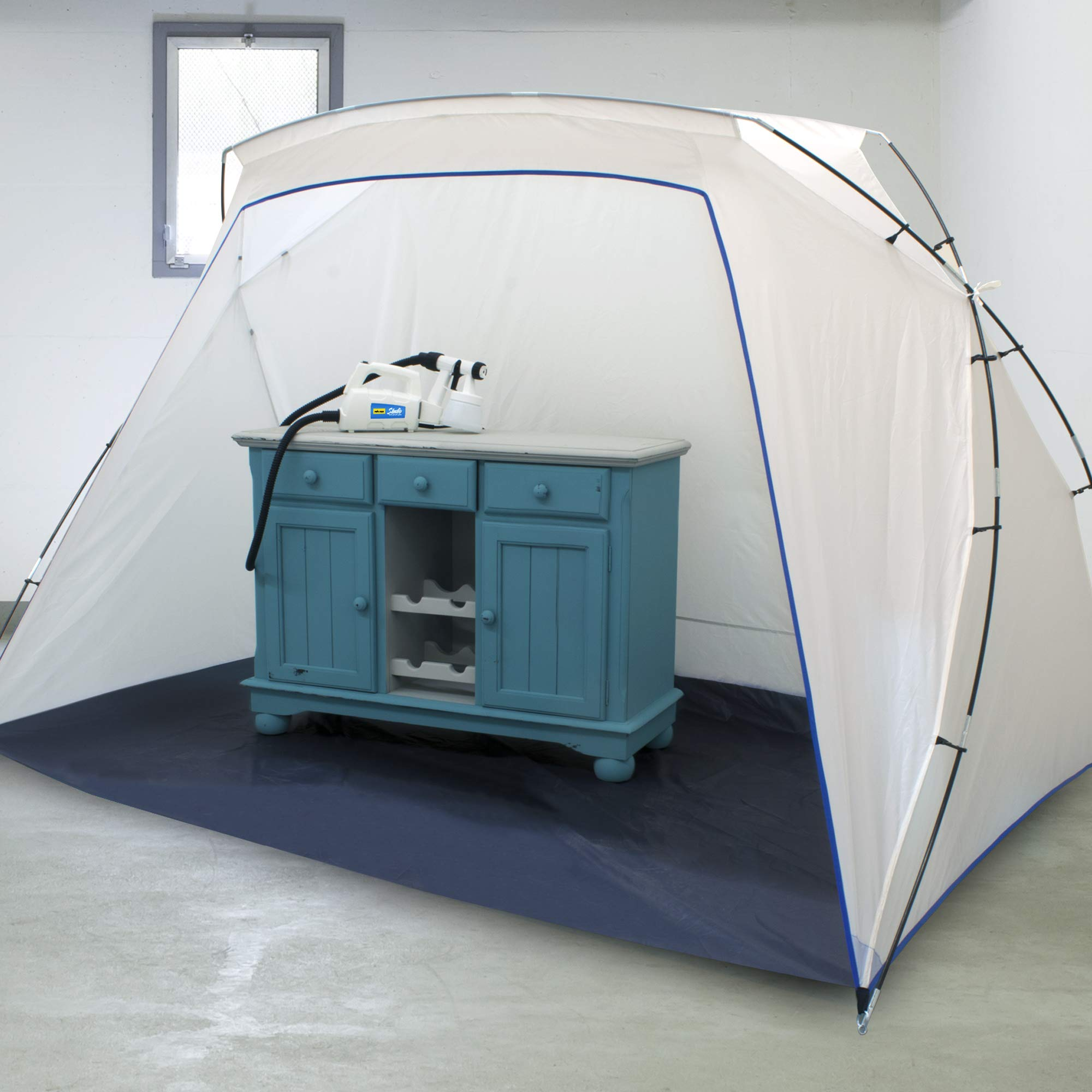 Wagner 0529055 Studio Spray Tent with Built-In Floor by Wagner Spraytech (Image #2)