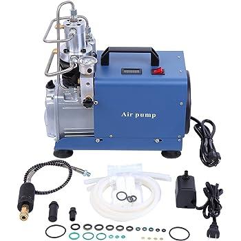 110V 220V 300BAR 30MPA 4500PSI High Pressure Air Pump