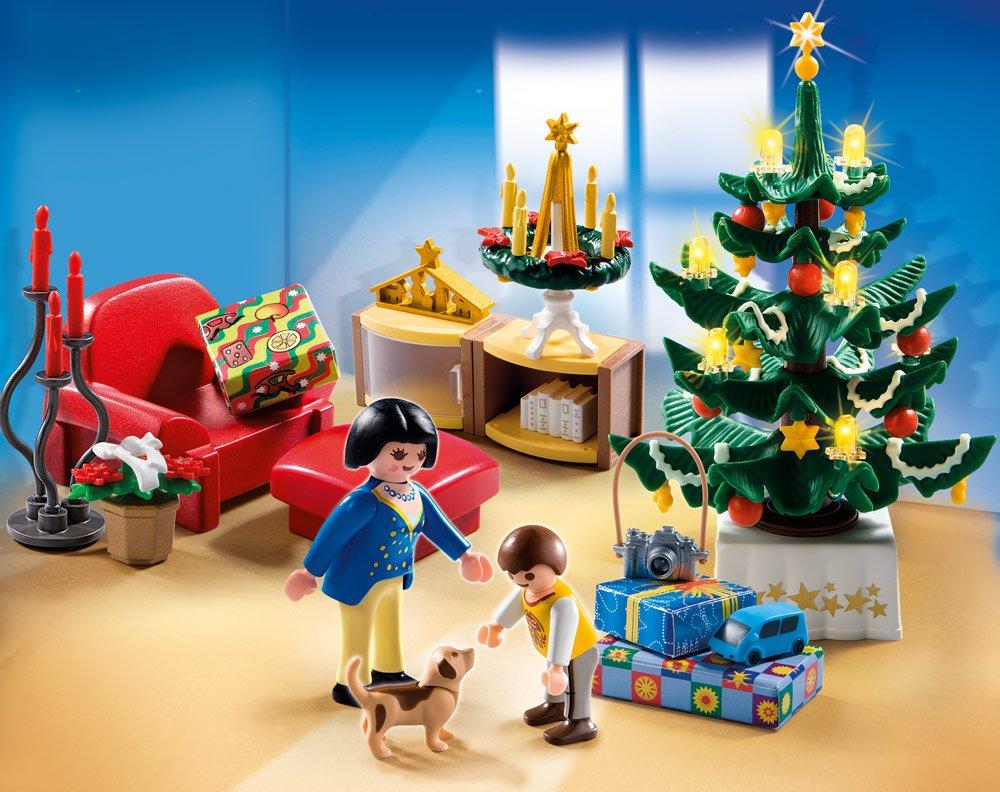 Playmobil 4892 - Weihnachtszimmer: Amazon.de: Spielzeug