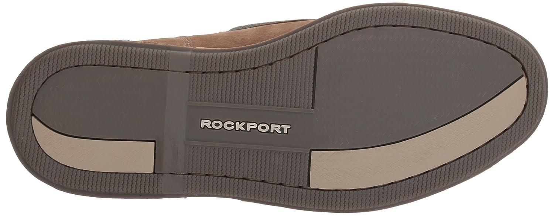 Rockport Ports of Call Perth K54692, Herren Stiefelschuhe, UP), Braun (DK BROWN PULL UP), Stiefelschuhe, EU 44 (UK 9.5) Taupe Nbk/Be e2549f