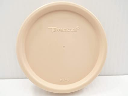 Amazoncom Tupperware 1607 Modular Mates Round Replacement Lid Seal