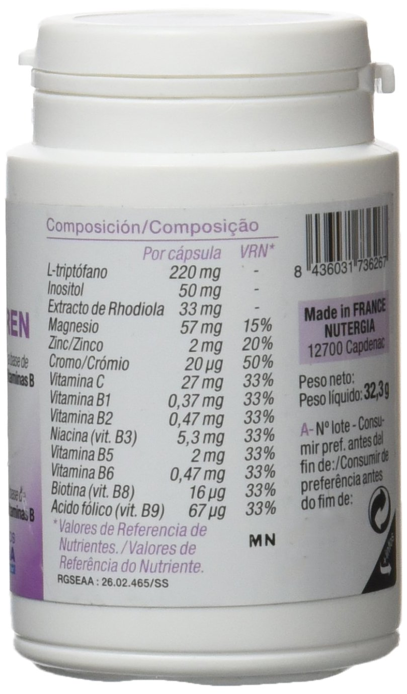 Nutergia Vecti-Seren Complemento Alimenticio - 60 Cápsulas