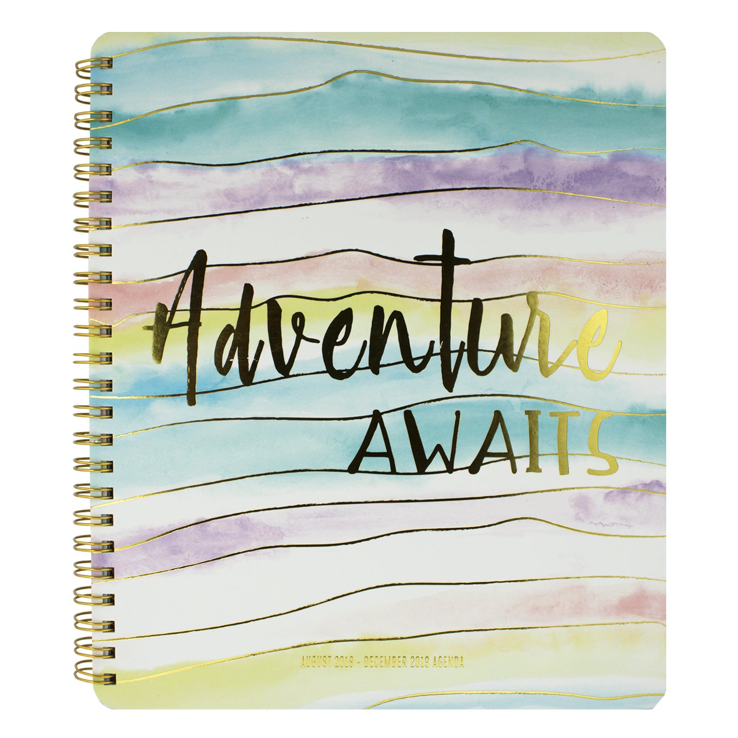 Amazon.com : Capri Designs 2018-2019 Agenda - Adventure ...