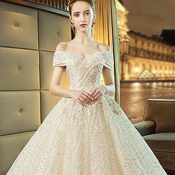Vestido Vestido de Novia Falda Vestido de Novia la Novia Palabra ...