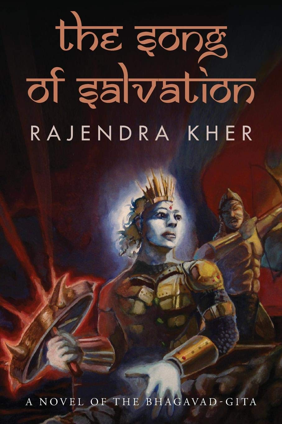 Amazon com: The Song of Salvation: A Novel of the Bhagavad