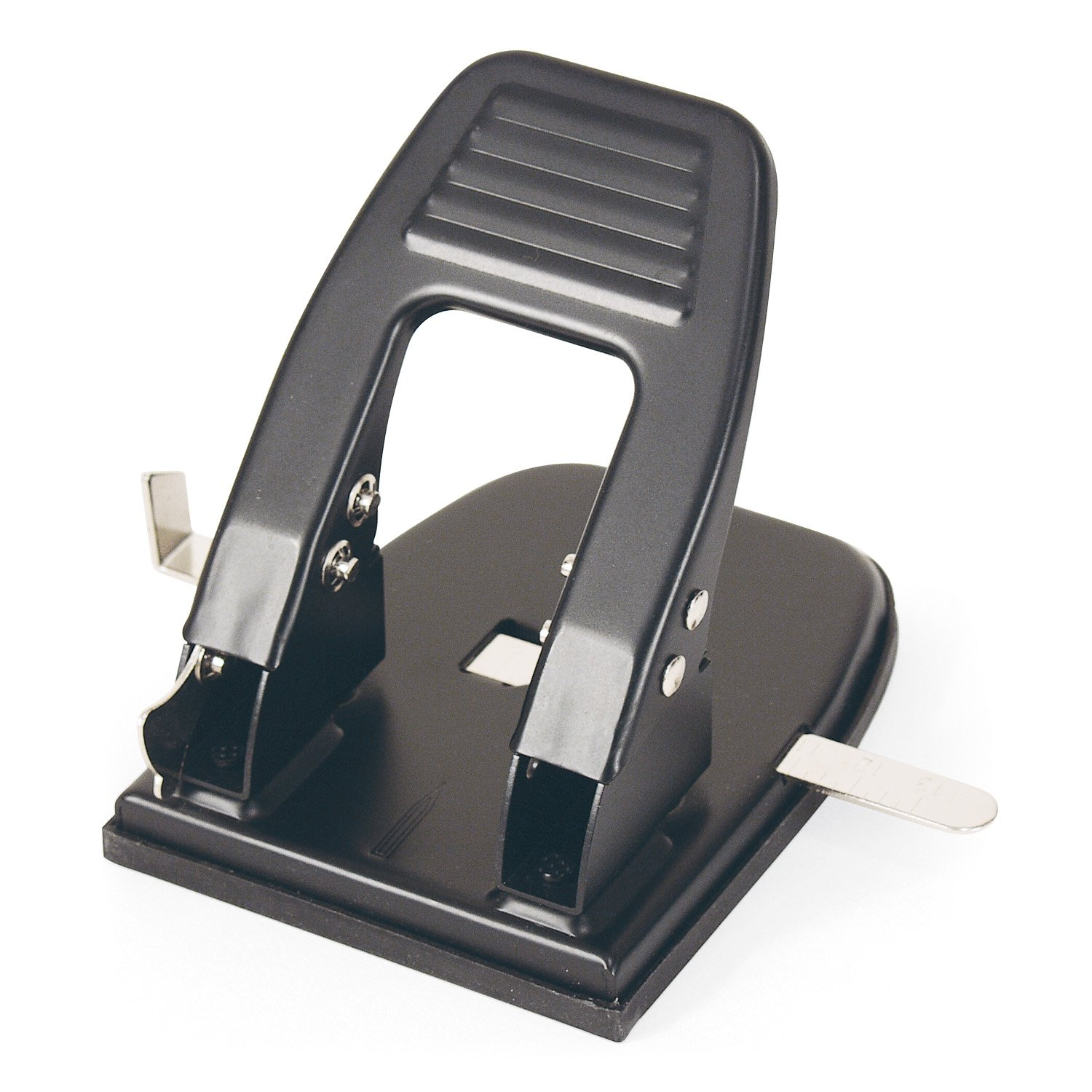 Officemate 2 Hole Punch, 30 Sheet Capacity, Black (90092) Officemate International