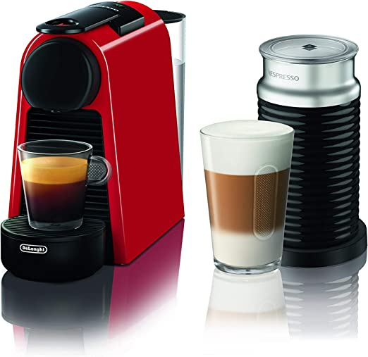 DeLonghi Essenza Mini EN85.RAE - Cafetera: Amazon.es: Hogar