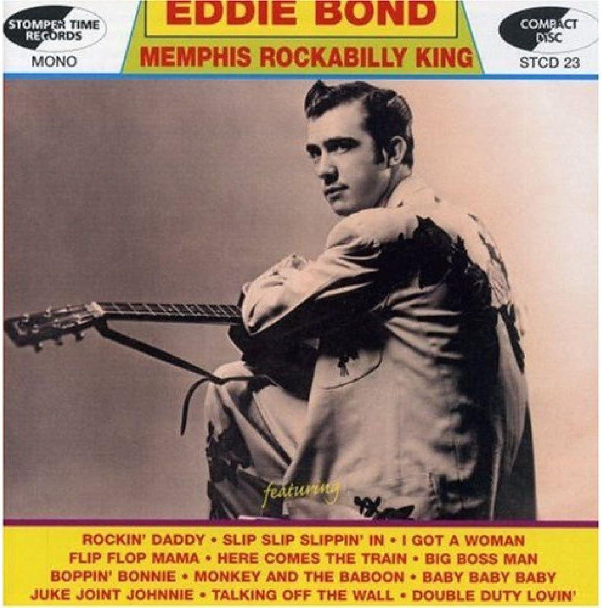 Amazon   Memphis Rockabilly King   Bond, Eddie   ヒーリング・ニューエイジ   音楽