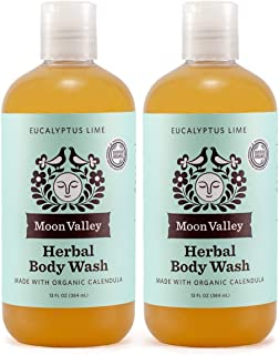 product image for HERBAL BODY WASH (2PACK) - EUCALYPTUS LIME