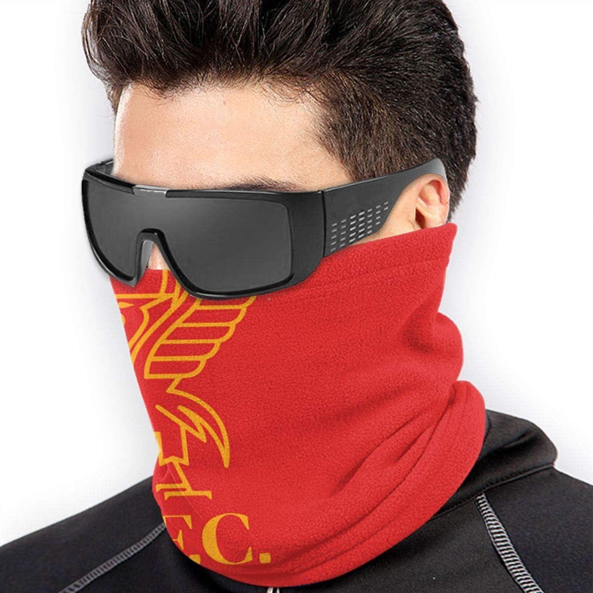 RITWING Live/_rpool F/_C Microfiber Neck Warmer Scarf Gaiter Headwear Face Sh/_ield