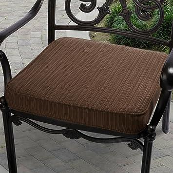 Mozaic Company Sunbrella Corded Indoor/Outdoor Chair Cushion