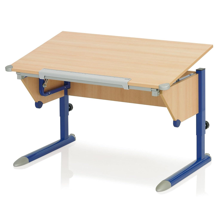 Kettler 06622-242 Schreibtisch Cool Top blau     buche 1a44bf