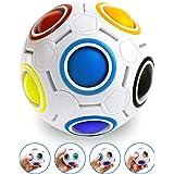Pro-Noke Rainbow Ball Magic cube Fidget toy puzzle Magic Rainbow ball puzzle Fun fidget