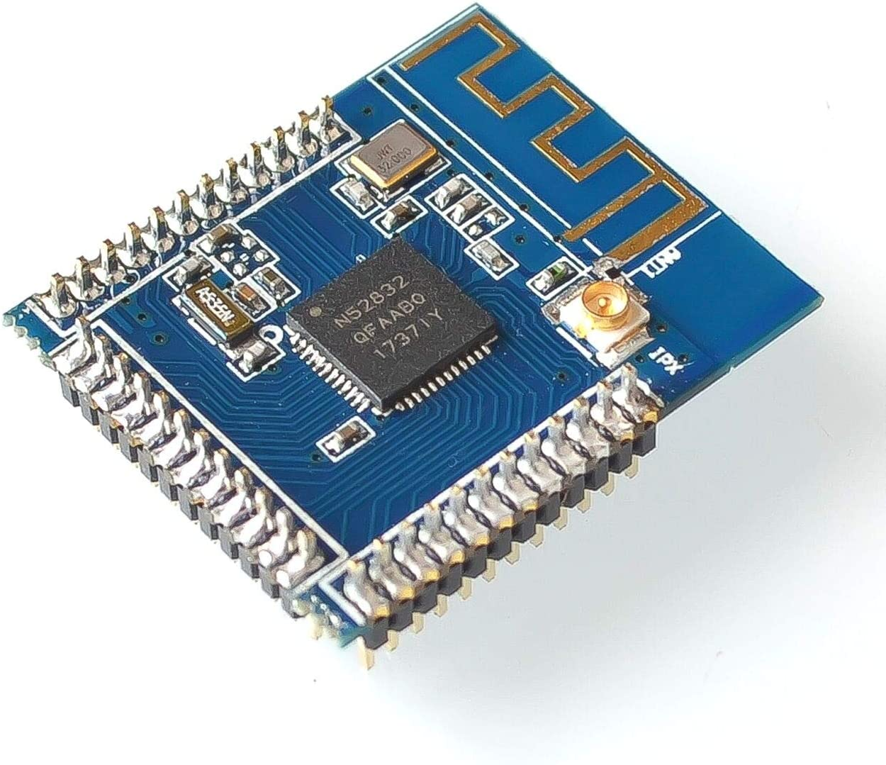 WINGONEER NRF52832 Bluetooth Module BLE 4.2 Low Power Bluetooth External Antenna IPEX Support Multi-Protocol