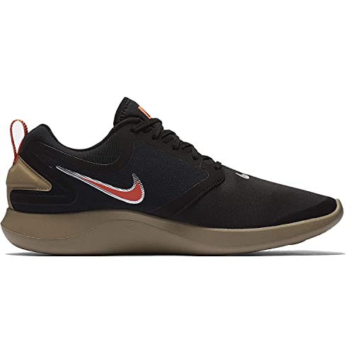 1d3741fea1fc87 Nike Men s Black Lunarsolo Running Shoes  Buy Online at Low Prices ...
