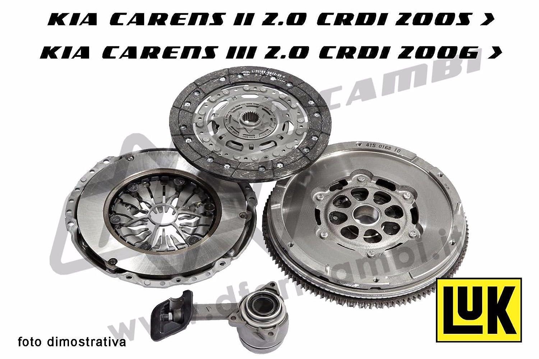 Kit Embrague Volante Almohadilla Luk kv0062 - 415027310 - 510015110 - 624335209: Amazon.es: Coche y moto