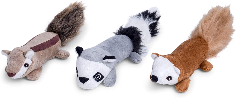 Petface Furry Sticks – chipmonk/Mapache/Ardilla Perro/Perrito ...