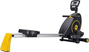 FISUP Magnetic Rowing Machine, Rower Machines for Home & Office, Adjustable Powerful Silent System Workout Boating Machine for Exercise & Fitness