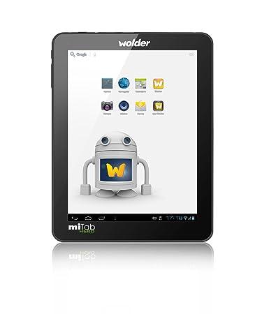 Wolder MiTab HERO - Tablet de 8