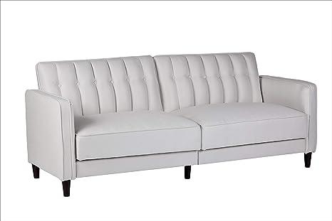 Amazon.com: Container Furniture Direct Charlotte Mid Century ...