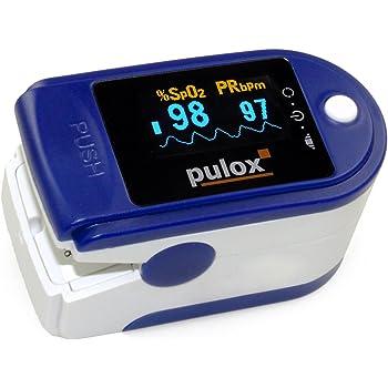 Auf der Suche nach einem guten Pulsoximeter werden Sie bei dem Hersteller Pulox fündig.