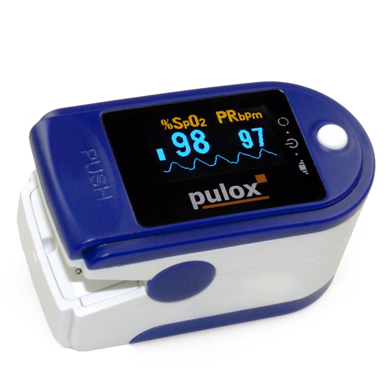 Pulsoximeter PULOX PO-200 SPO2