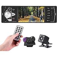 Autoradio Bluetooth, Parkomm 4.1 Pulgadas Radio Coche, MP5 Autoradio, Pantalla HD, Llamadas